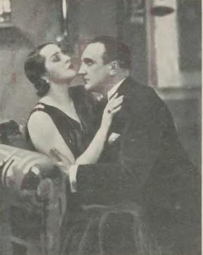 Maria Gorczyńska Tadeusz Wesołowski w sztuce Drugie imie miłości ( T.Nowy Warszawa 1931 )