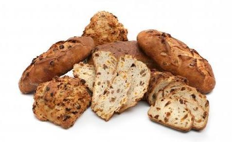 Les pains aux fruits