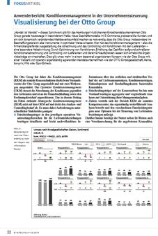 BI Spektrum: Visualisierung bei der Otto Group