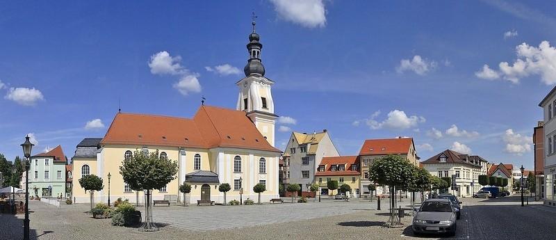 Meuselwitz, Marktplatz