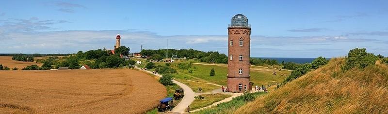 Puttgarten / Rügen, Kap Arkona