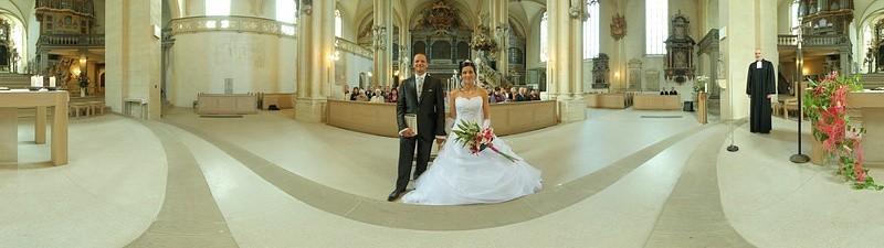 Zeitz, Hochzeit im Dom