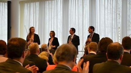 Streichquartett für Ihr Event in Hachenburg