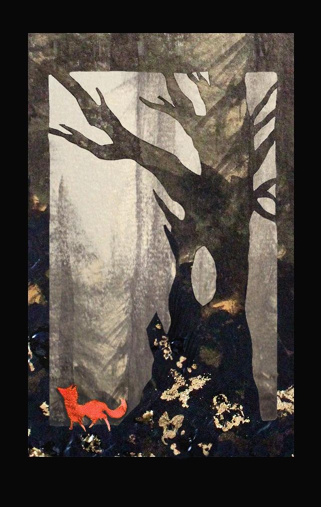 sold (platinum frame): Hinke Nauta
