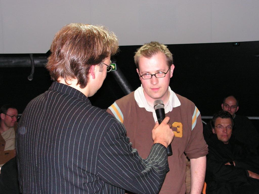 Daniel Meuren und Jens König