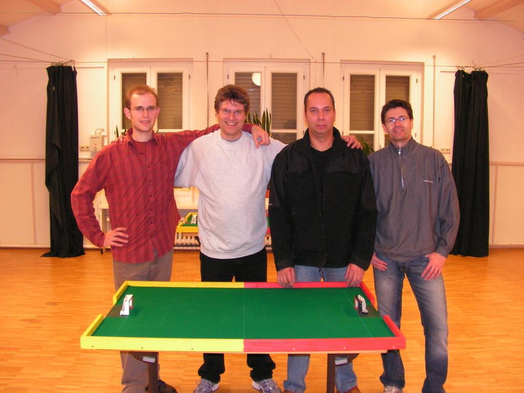 Das Pokalteam 2008/2009