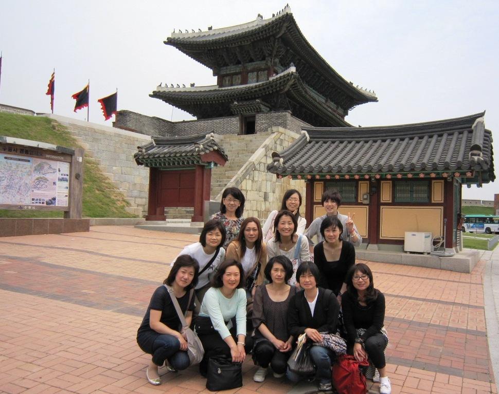韓国旅行(水原 華城、世界遺産)