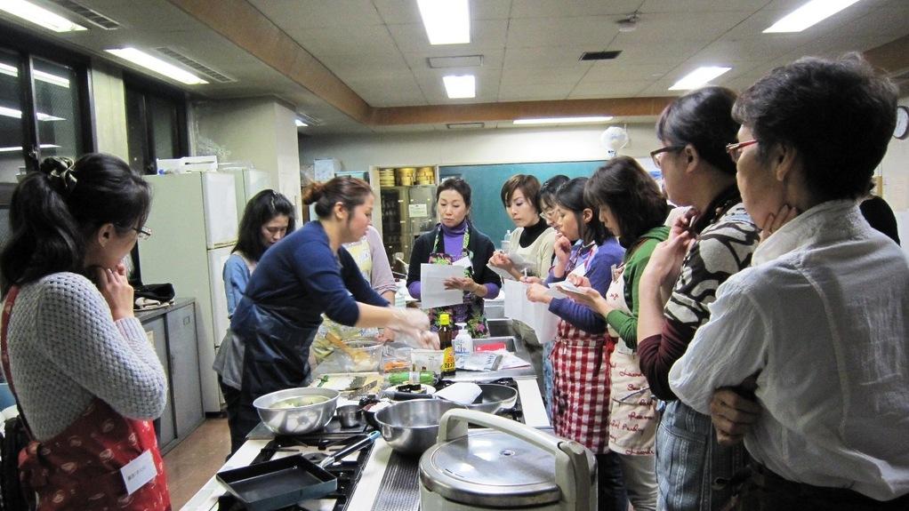 김밥 만드는 방법(キムバプの作り方)