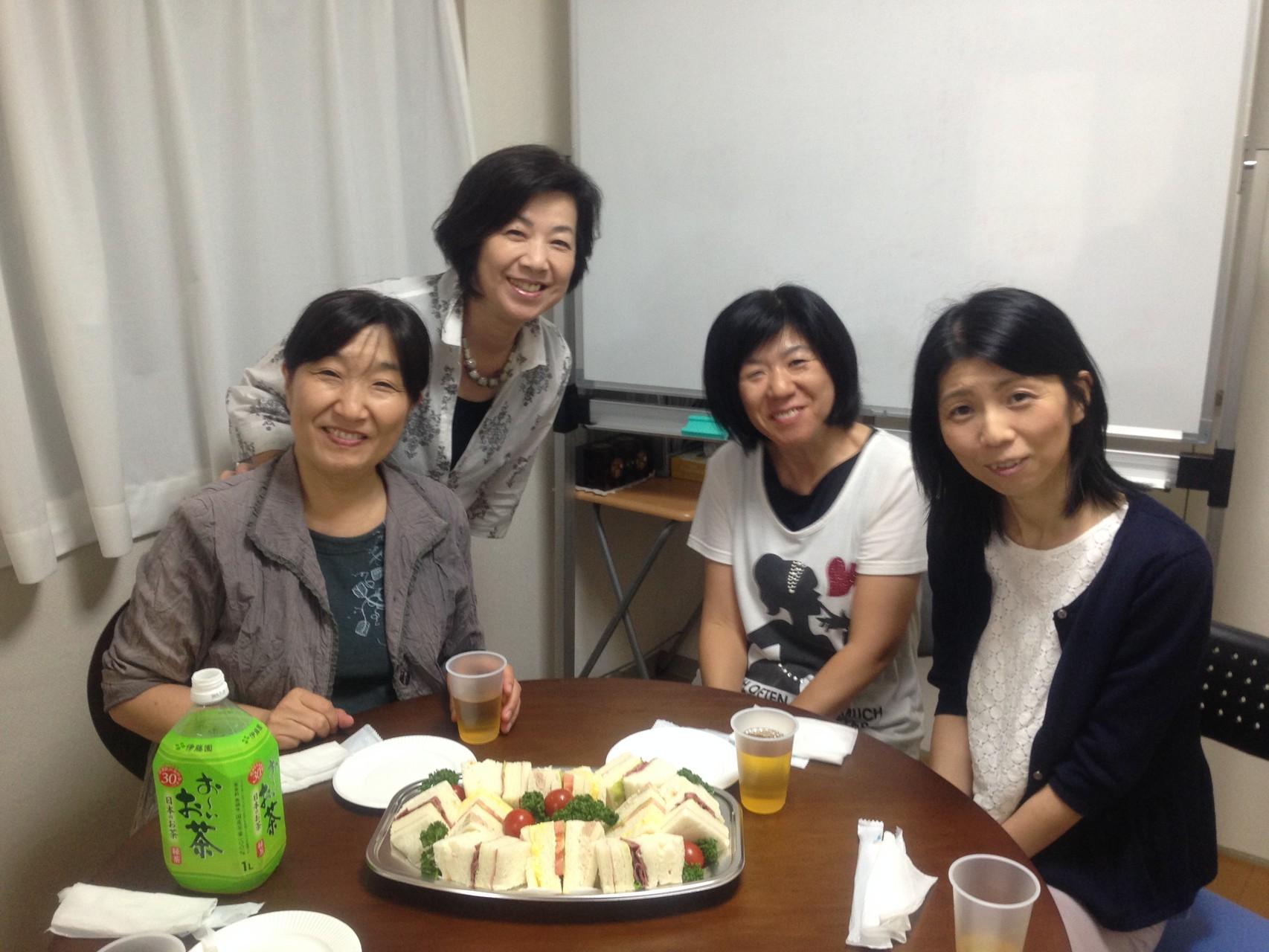 2014年 音羽教室5周年パーティー