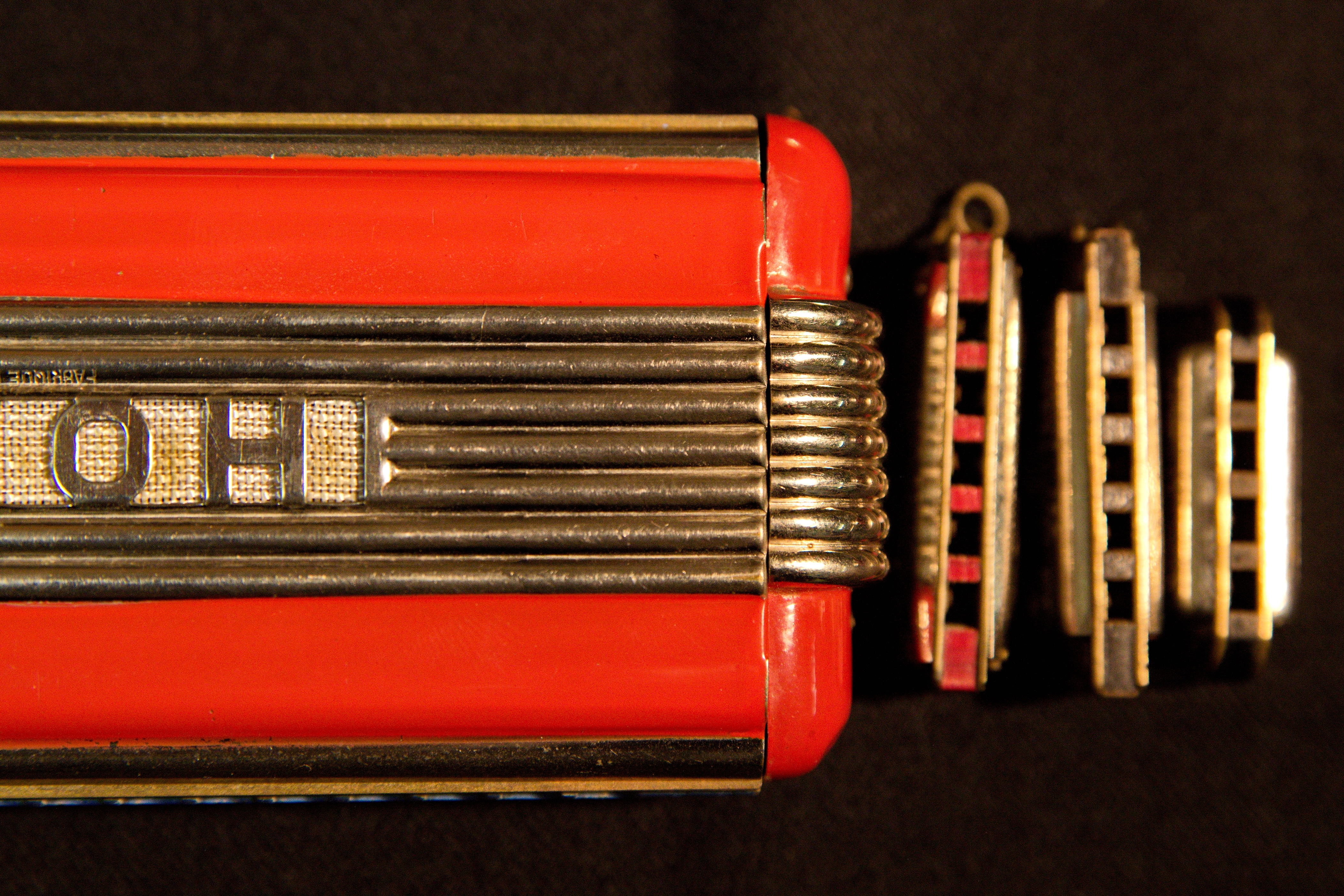 Harmonicas Hohner tremolo Hohner Little Lady