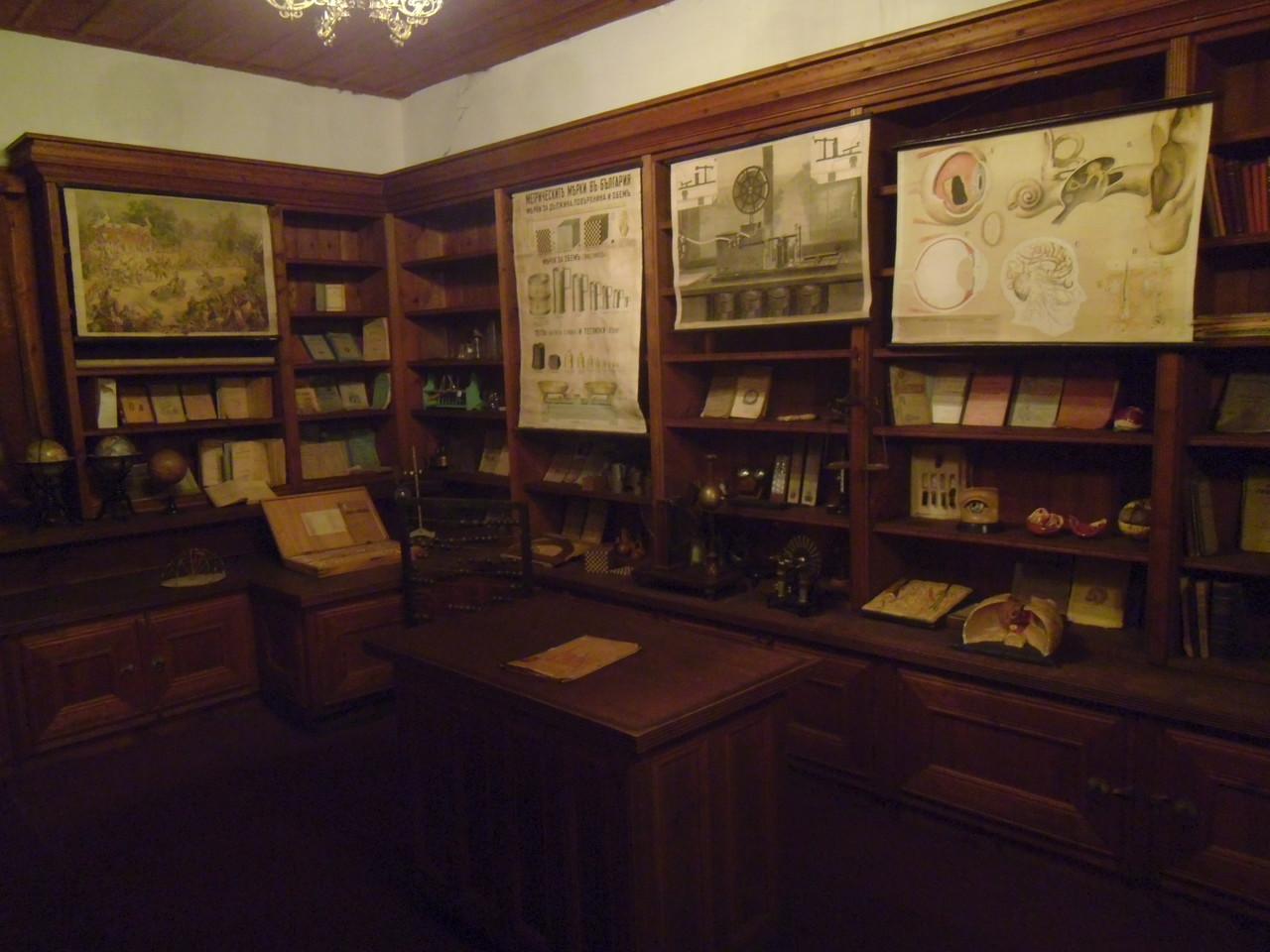 The book store from 19 century
