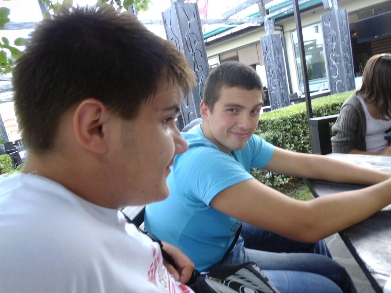 Rade and Nikolay
