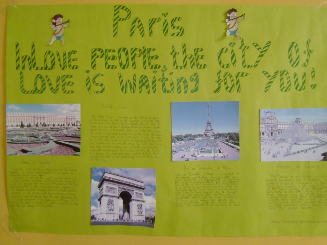 Ah, Paris......!