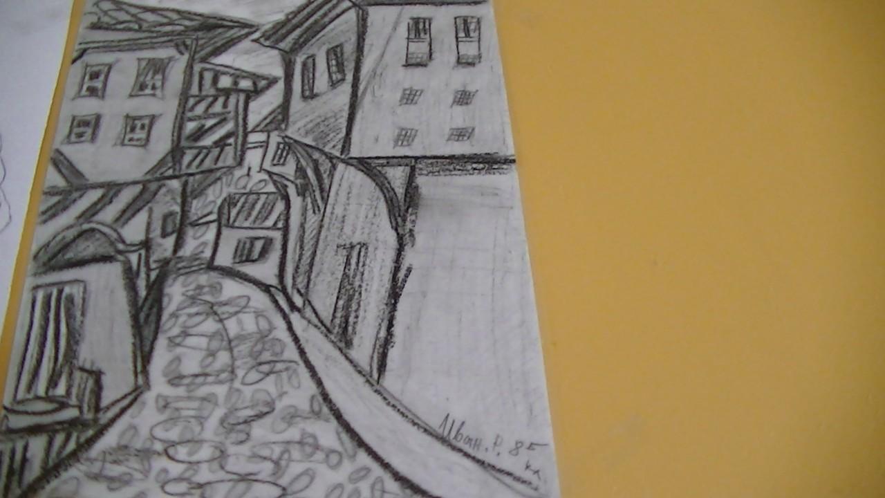 Ivan's drawings
