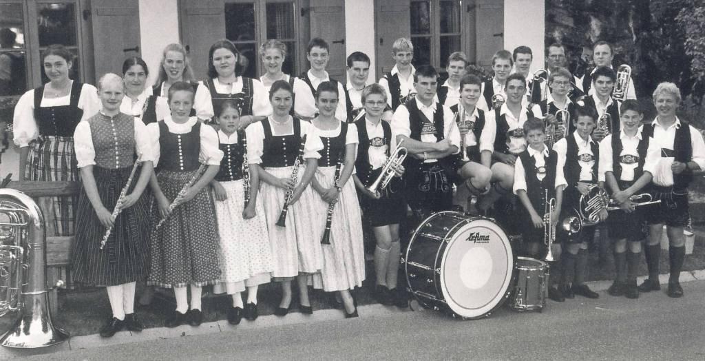 Jugend-Blaskapelle Bad Wiessee
