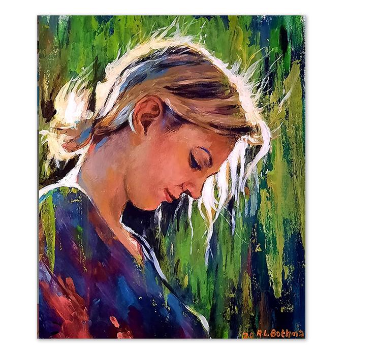 Die Werke des Malers Lemuel Bothma