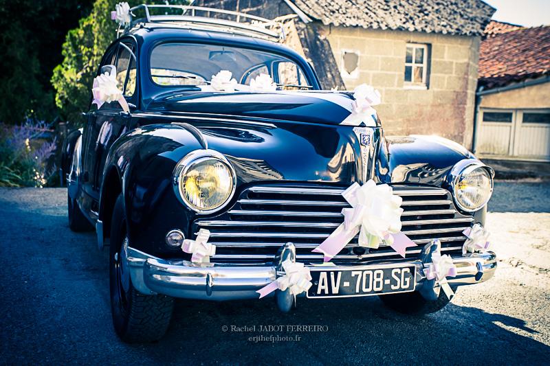 mariage, mariage en vendée, couple, amoureux, photos de couple, photographe  de mariage,mariage en voiture ancienne, wedding, wedding photographer, rachel jabot ferreiro, erjihef photo