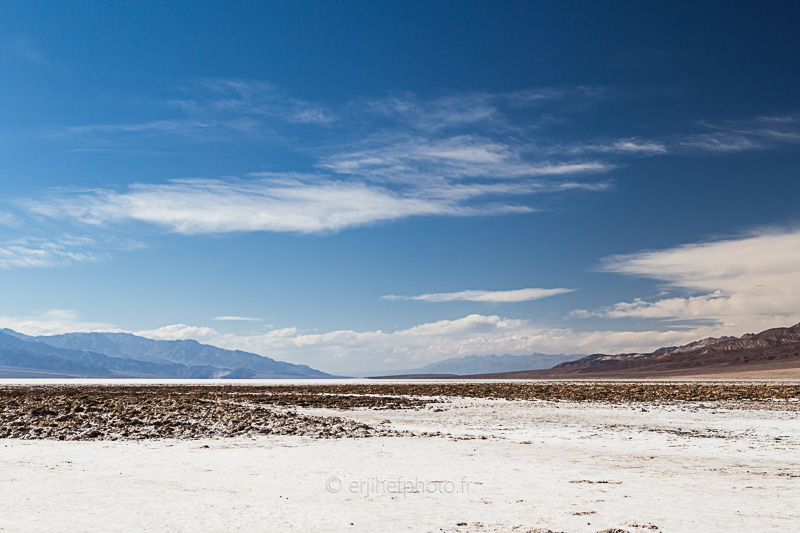 badwater, death valley, vallée de la mort, californie, road trip californie, usa, états unis, hit z road california, by zegut, poprock station, rtl2, rachel jabot ferreiro, erjihef