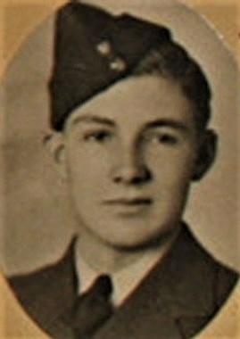 Flt. Sgt. W.H. Davey, 20 Jahre alt