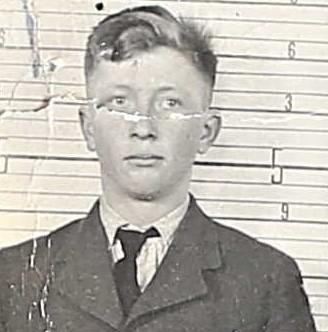 Nels Peter Anderson (Heckschütze), RCAF