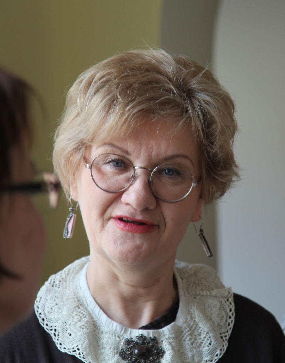 Людмила Юрьевна Сапрыкина