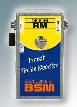 BSM RM Treble Booster