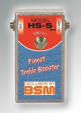 HS-S Treble Booster
