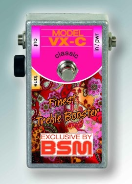 BSM VX-C Clean Treble/Bass Booster