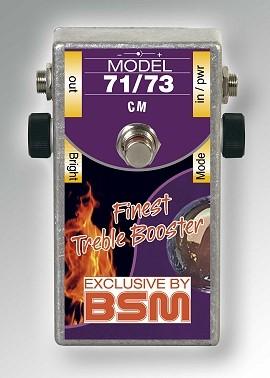 BSM 71/73 CM Treble Booster