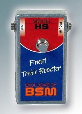 BSM HS Treble Booster
