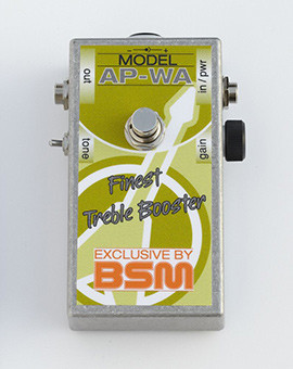 BSM AP-WA Treble Booster