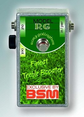 BSM RG Treble Booster