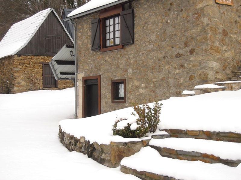 Chartex sous la neige