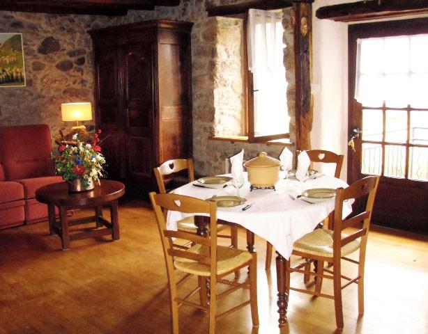 espace salle à manger, salon