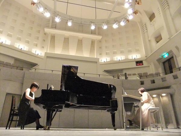本格的なピアノコンチェルト
