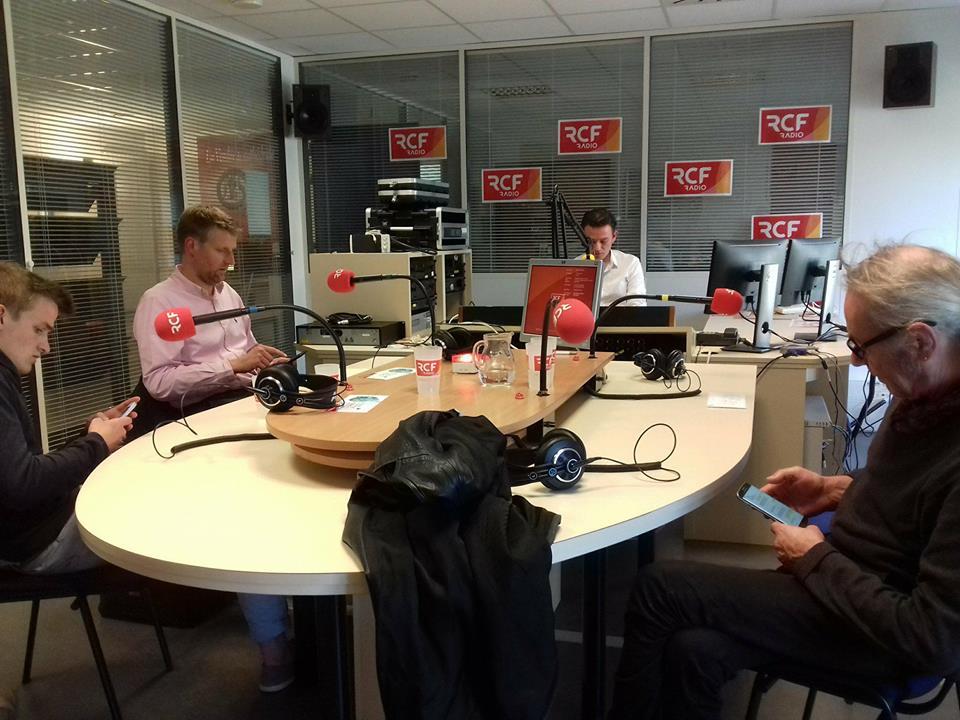 Emission spéciale du Jeudi 17 mai, Festimaj sur RCF Vendée. Rediffusion Dimanche 20 mai à 10h.
