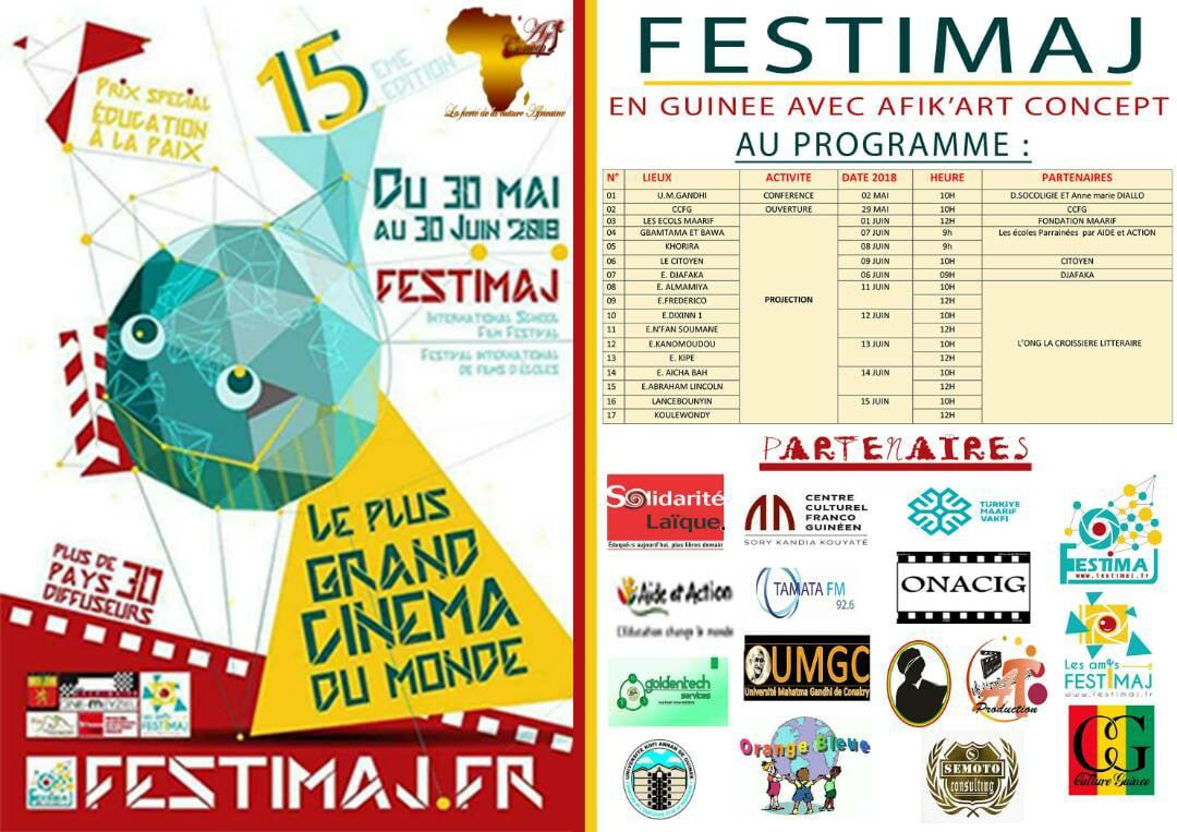 Programme Festimaj en Guinée Conakry