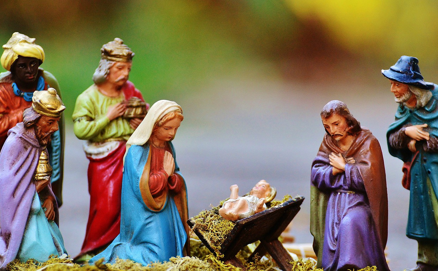 Noël et Jésus dans tout cela