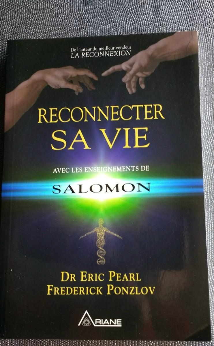 Reconnecter sa Vie de Dr Eric Pearl- Frederik Ponzlov
