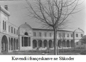 "Image result for Kuvendi Françeskan i Gjuhadolit Shkodër"""