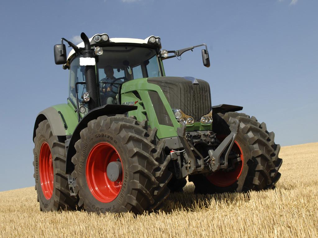 Klasse T: Traktor