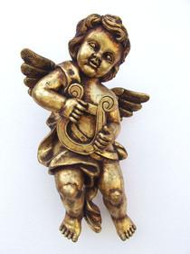 réplicas de ángeles
