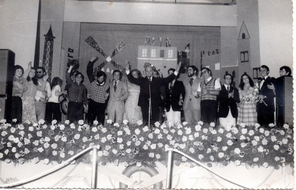 CORSO IGP, C.E.M.M. SHOW 1975