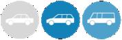 Transport mit Kombi oder Transporter