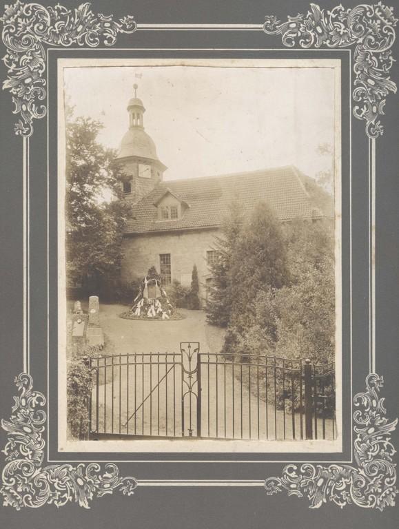 Seebacher Kirche 1920