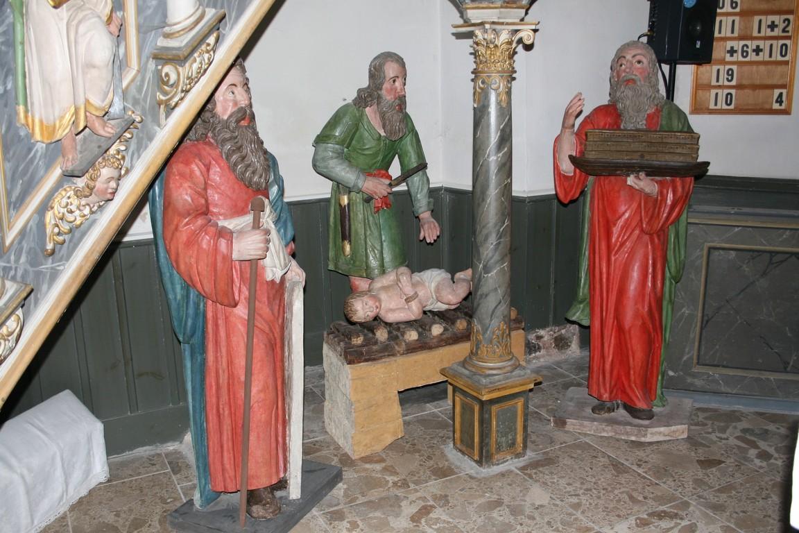 Väterfiguren Seebach: Mose, Abraham, Noah