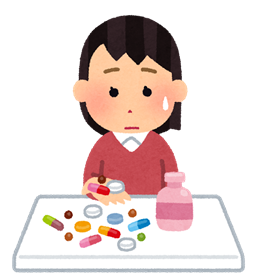 頭痛だからといって鎮痛薬の飲み過ぎはいけません