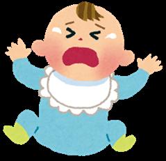 赤ちゃんが泣いても気にしないでください当院では無駄な時間をかけません