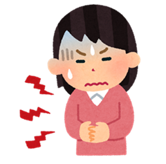 腰痛と便秘