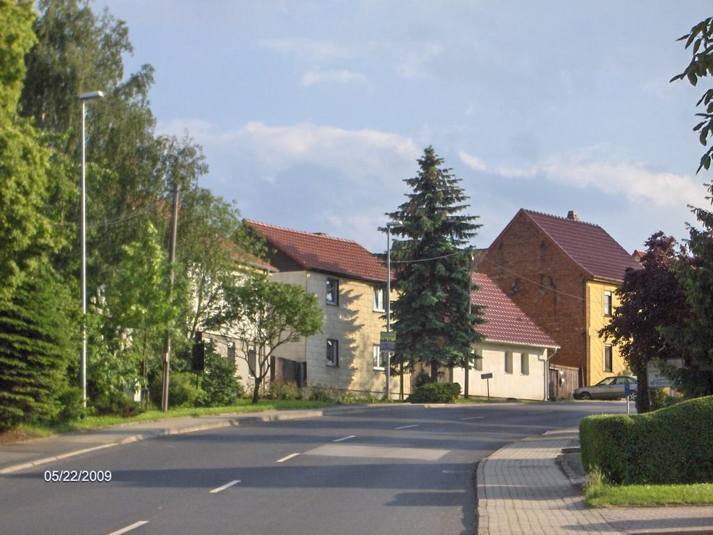 Sondershäuser Landstraße